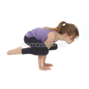 crow pose  kids' yoga poses yoga for classrooms