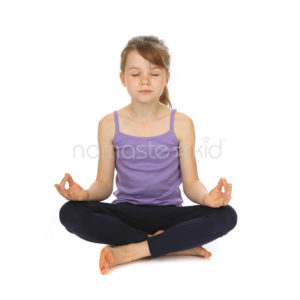 Kids Yoga - Easy Pose