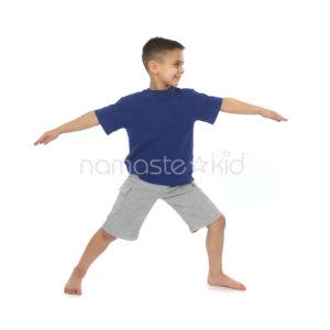 warrior 2 pose  kids' yoga poses yoga for classrooms