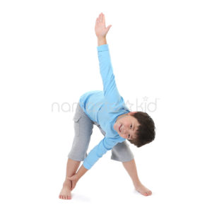 windmill pose  kids' yoga poses yoga for classrooms