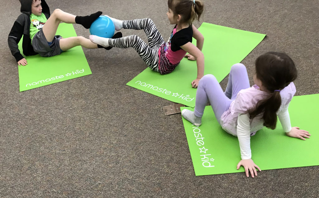 Yoga for SEL in Schools