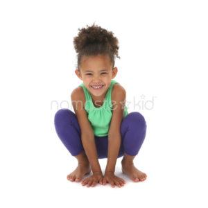 Frog Pose Kids Yoga Poses Yoga For Classrooms Namaste Kid