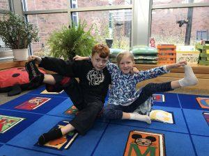 animal partner yoga poses for kids  namaste kid