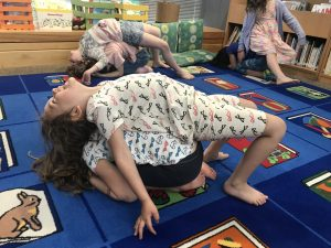 blog  kids' yoga poses  classroom activities  namaste kid